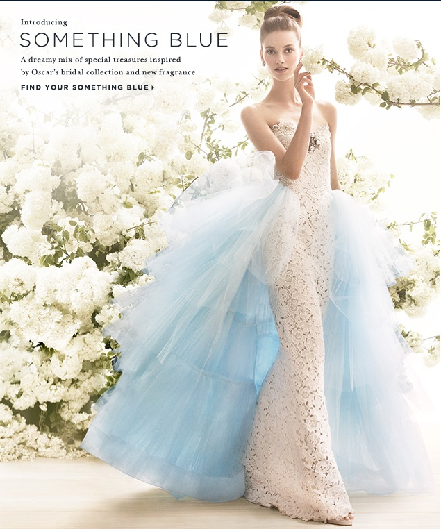 15 Best Blue Wedding Dress Images On Pinterest Wedding