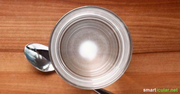 Natron ist nicht nur ein Alleskönner in Küche, Bad und Garten. Auch für Gesundheit, Schönheit und Wohlbefinden kannst du das Pulver effektiv nutzen!