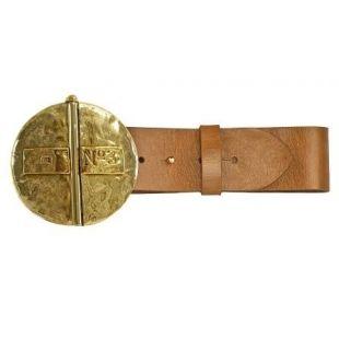 Cinturón Redondo   Cinturones de cuero para mujer - Complementos Colección Nº3  109€