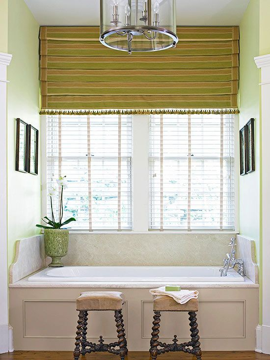 Setting your tub in a soothing area means you need to plan for plumbing: http://www.bhg.com/bathroom/type/master/master-bathroom/?socsrc=bhgpin050414planforplumbing&page=2