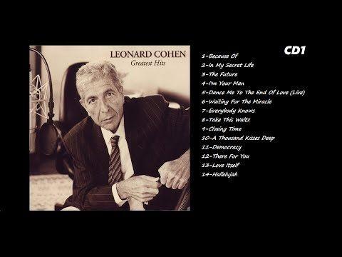 Leonard Cohen - Ten New Songs [2001] (Full Album) - YouTube