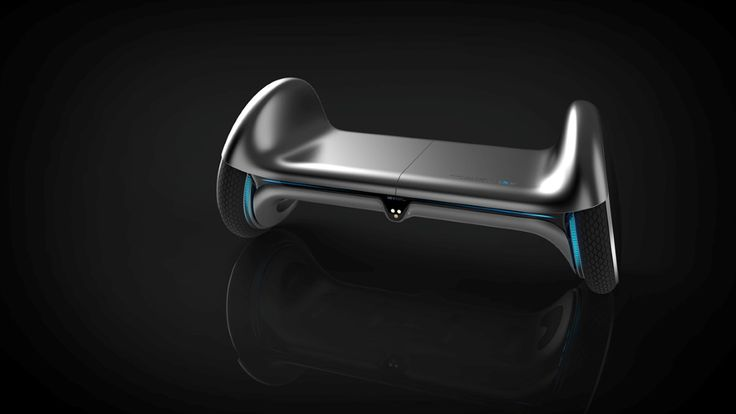 The Audi of hoverboards | Yanko Design