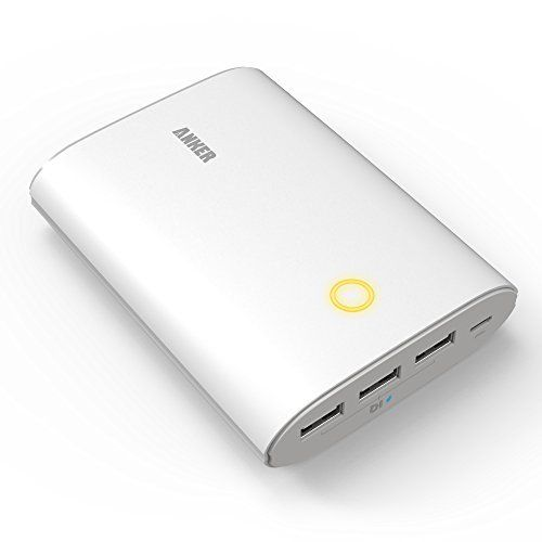Anker 2nd Gen Astro3 12800mAh 3-Port 4A Portable Charger  External Battery Power Bank with PowerIQ Technology for iPhone, iPad, Samsung, Nexus and More (White), http://www.amazon.com/dp/B00HIZYCM2/ref=cm_sw_r_pi_awdm_EYqMvb0RD546Z