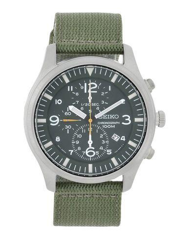 Prezzi e Sconti: #Seiko orologio da polso uomo Verde militare  ad Euro 233.00 in #Seiko #Uomo orologi orologi da polso