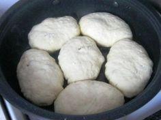 Пирожки на сковороде «Воздушные»