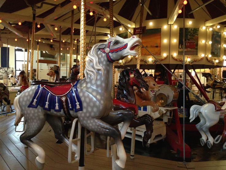 Merry Go Round Museum Sandusky Ohio Pictures 121