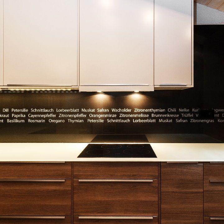 Schön 13 Besten Glas Für Die Küche Bilder Auf Pinterest Die Küche Wandpaneele  Kueche Kuechenspiegel Motiv