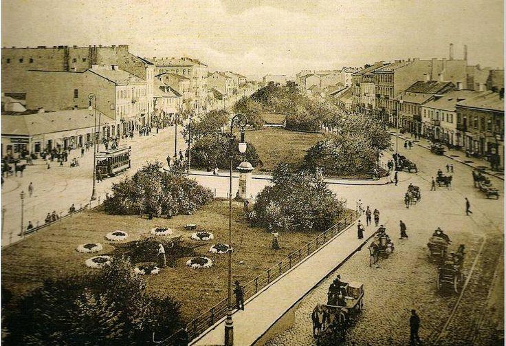 Praga District, ~1915, Warsaw
