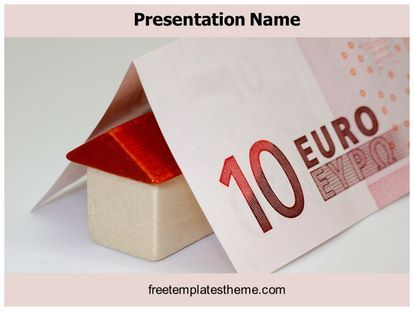 47 best free accounting and financial powerpoint ppt templates download free home loan powerpoint template for your powerpoint toneelgroepblik Choice Image