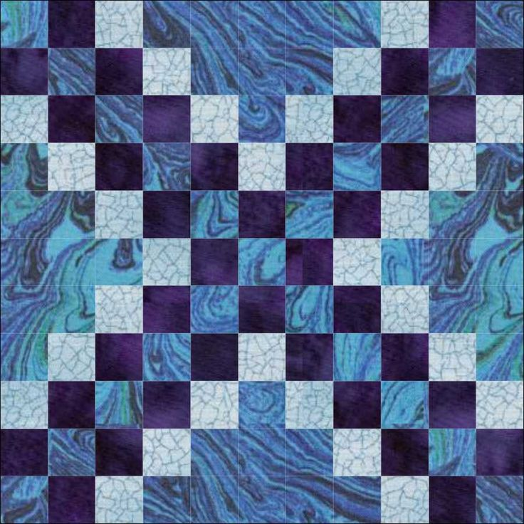 Irish Barn Quilt Patterns : 17 Best images about Symmetrical patchwork patterning on Pinterest Irish, Blue and white and Quilt