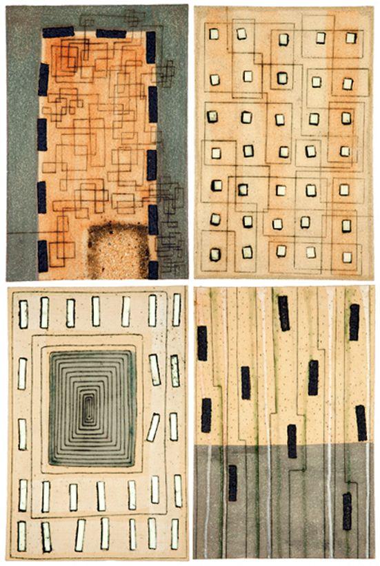 25 best Ceramic Wall Art Series images on Pinterest | Ceramic wall ...