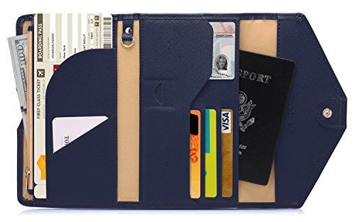 Zoppen Mulit-purpose Rfid Blocking Travel Passport Wallet (Ver.4) Tri-fold - http://freebiefresh.com/zoppen-mulit-purpose-rfid-blocking-travel-passport-review/