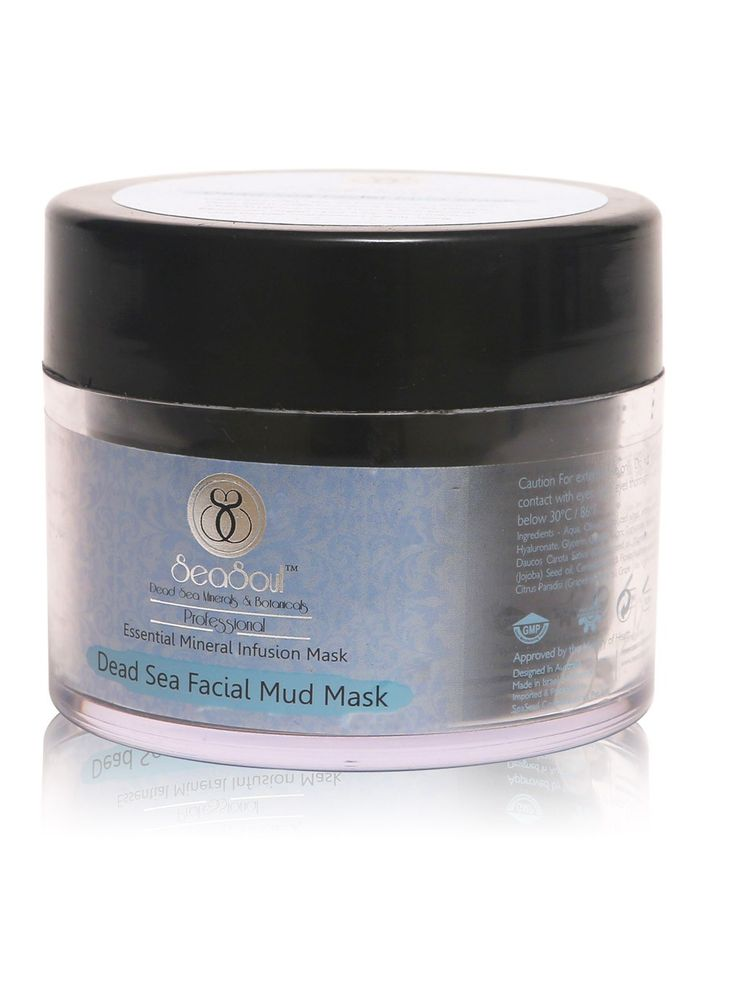 SeaSoul Dead Sea Facial Mud Mask  -50ml