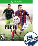FIFA 15 - PRE-Owned - Xbox One, Multi, PREOWNED