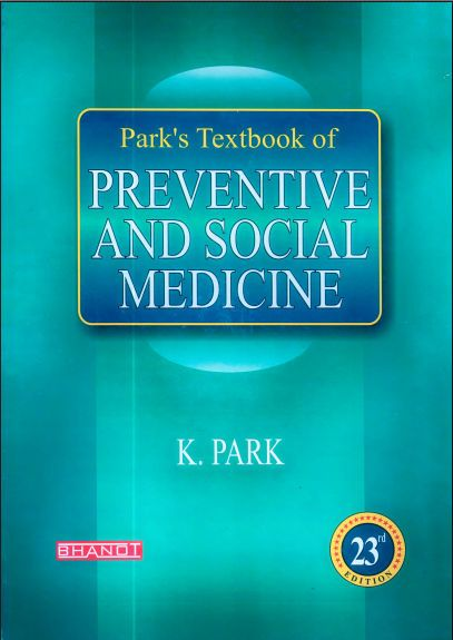 Park's Textbook of Preventive and Social Medicine 23rd Edition (2015) [PDF]