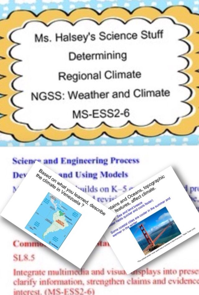 Climate and Topography Analysis Essay Sample