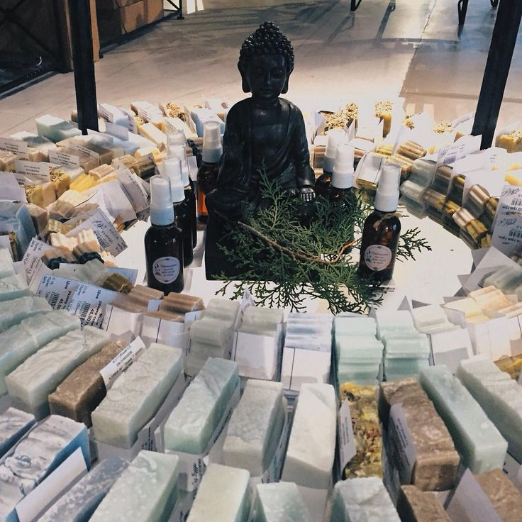«Ароматные, абсолютно натуральные мыла и арома-масла от бренда Сад Будды помогут тебе расслабиться и ощутить гармонию с собой, которой порой так не хватает…»