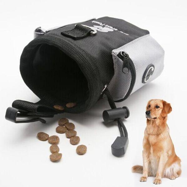Durable Puppy Pet Waterproof Dog Treat Pouch Training Walking Food