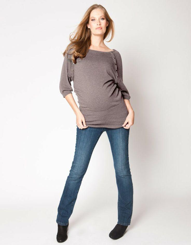 Seraphine Maternity Nessa Nursing Sweater!