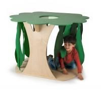 Jungle Tree House Whitney Brothers available through Schoolhouse Products $319