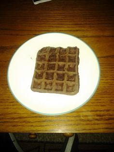 Chocolate Cookie Waffle 1 package Medifast Brownie Mix 1 package Medifast Cookie Soft Bake 4 TB Egg Beaters 2-4 TB water Mix together & cook in waffle iron (about 4-5 minutes). Makes 2 Medifast meals and 1/8 Leanest