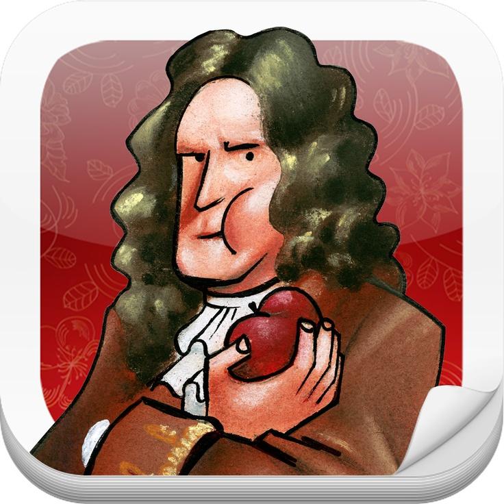 Icon Isaac Newton App διακοσμηση Pinterest Isaac Newton App