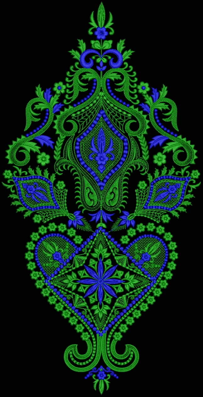 Latest Embroidery Designs For Sale, If U Want Embroidery Designs Plz Contact (Khalid Mahmood, +92-300-9406667) www.embroiderydesignss.blogspot.com Design# Bagusha8