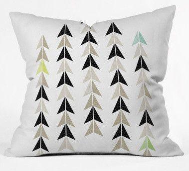 Nordic scandinavian Cushion Geometric pillows case decoration geometric throw pillows cushions black and white cushion
