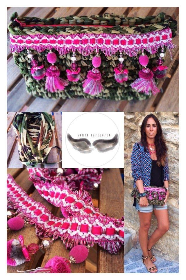 ¿Te atreves a combinar el Camuflaje y fucsia? | Santa Pazienzia