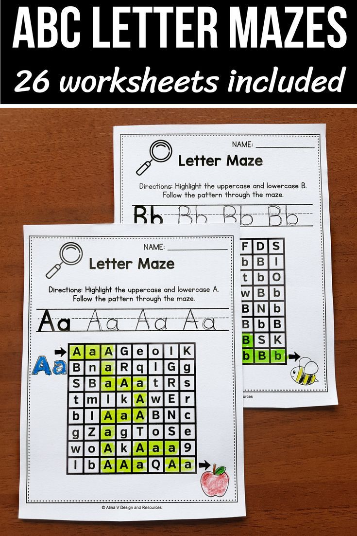 Alphabet Maze Handwriting Practice Sheets Letter Recognition Worksheets These Letter Recognition Worksheets Letter Recognition Handwriting Practice Sheets [ 1102 x 735 Pixel ]