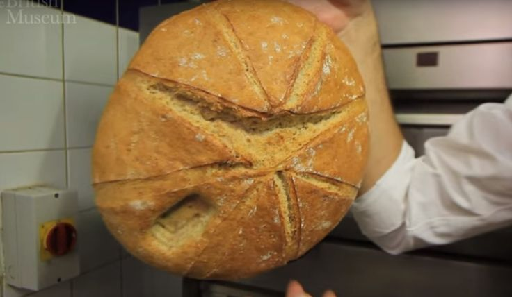 This 2,000 Year-Old Bread Recipe Survived The Eruption Of Mount Vesuvius!