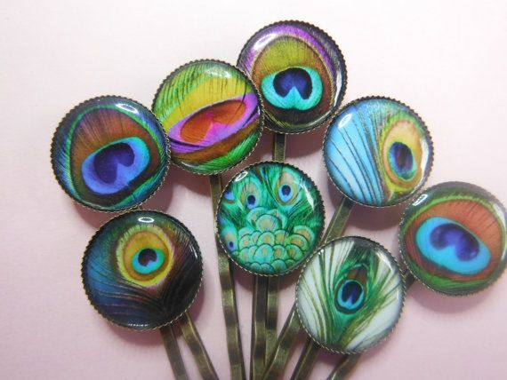 Buy Any 6 27 Choices Of Images Hair Clips from by TheSmileEmporium, $15.00