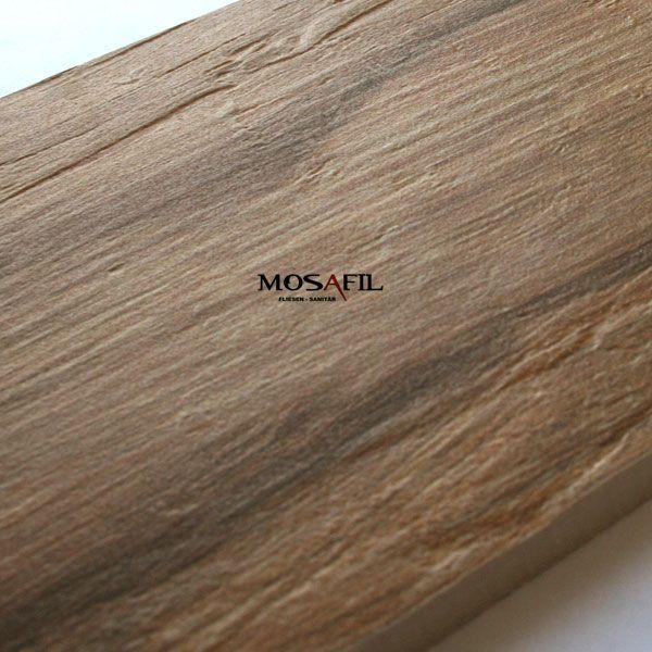 Holzoptik Fliesen Feinsteinzeug Florenz Braun - TG19007