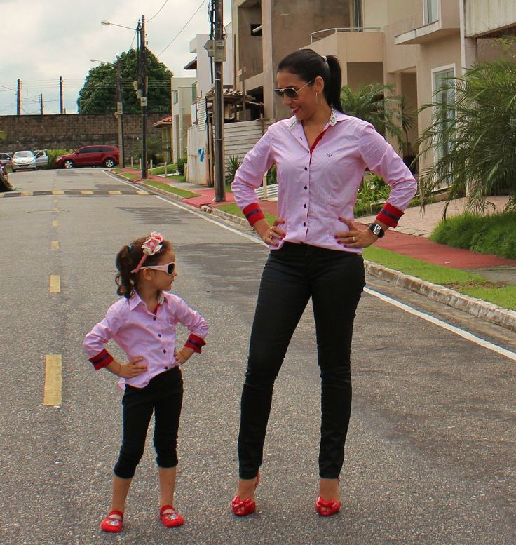 moda madre e hija