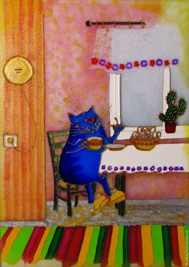 организм картинка синий кот за столом прически макияжи, собираю