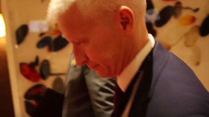 CNN's Anderson Cooper confronted about his CIA connections... his response may surprise you! » Intellihub