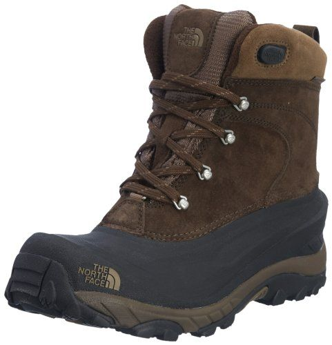 "The North Face Men's Chilkat II Insulated Boot -  	     	              	Price: $  100.00             	View Available Sizes & Colors (Prices May Vary)        	Buy It Now      While listening to Miles Davis' ""The Birth of Cool"" might make you feel like a chill cat, there is little correlation between that feeling and the Chillkat boots...."