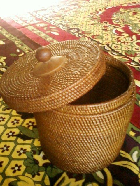 Kerajinan tangan Lombok
