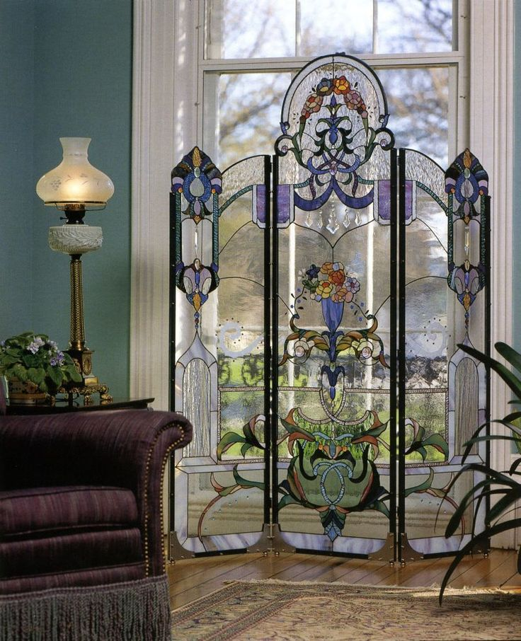 Fireplace Design glass fireplace screen : 193 best stained glass fireplace screens images on Pinterest