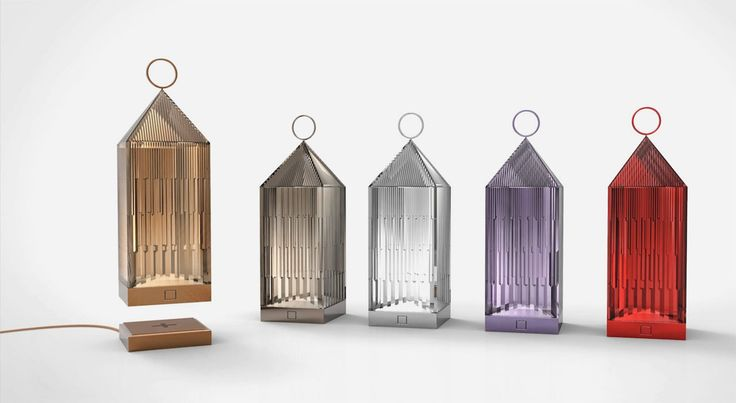 Bedroom accessories: 10 ideas for a blissful night: Kartell, lamp Lantern