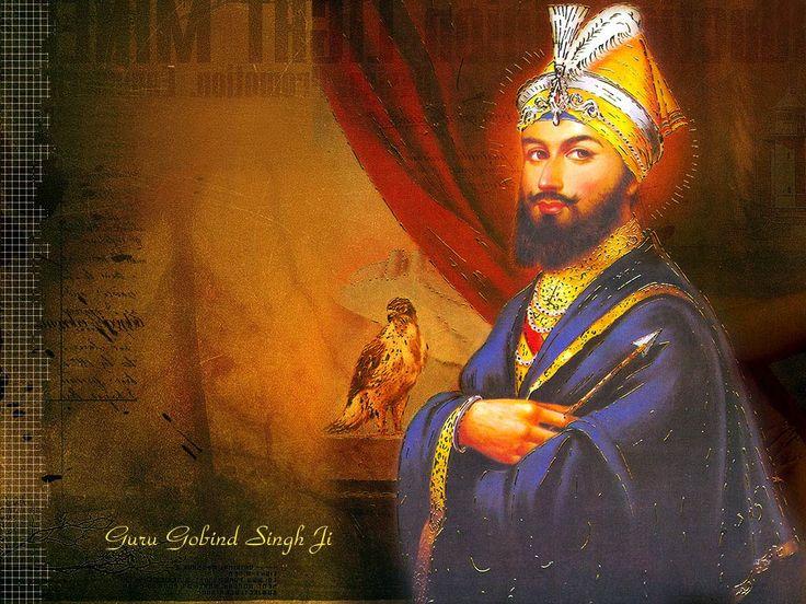 Guru Gobind Singh Ji HD Wallpapers | Guru Gobind Singh Wallpapers