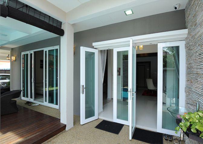 59 best Glass & door images on Pinterest   Home ideas, Sliding doors ...