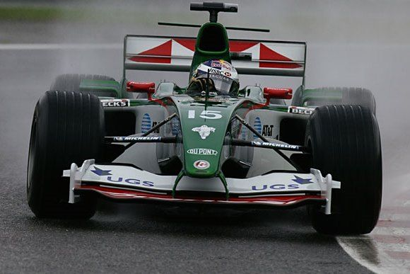 2004 Jaguar R5 - Cosworth (Christian Klien)