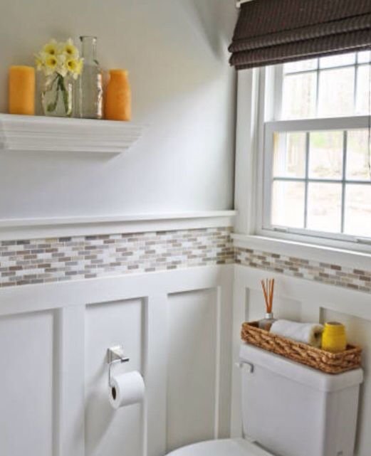 Beadboard Over Tile In Bathroom: Backsplash Ideas Images On Pinterest