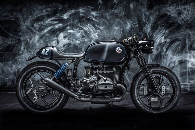 BMW R65 from Hungary.