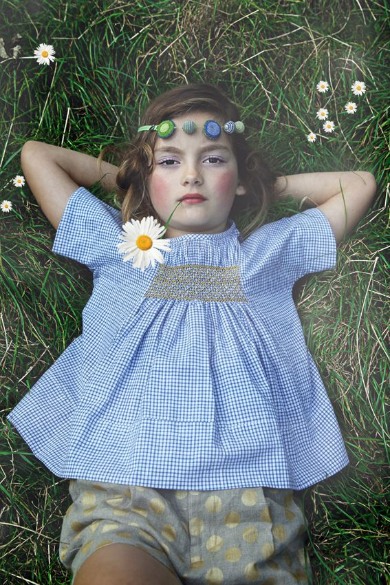 NORO for spring/summer 2015 kids fashion