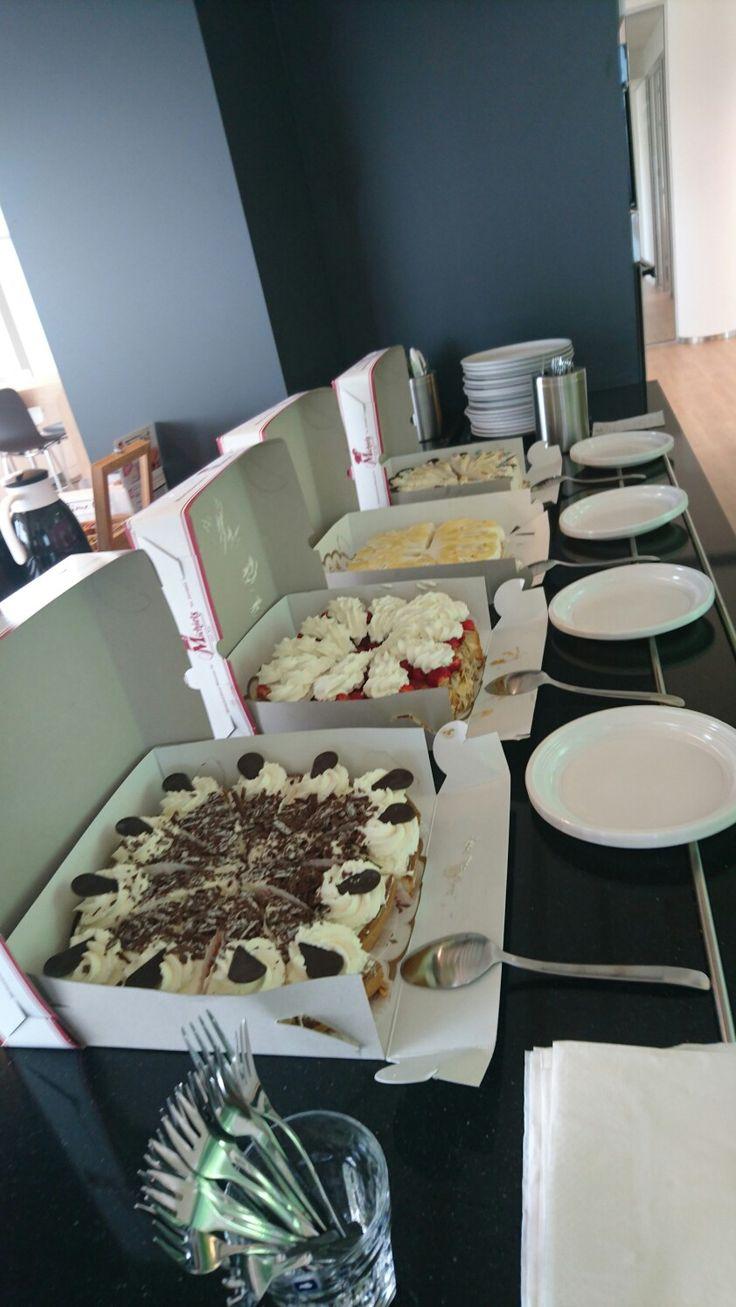 Iedere 1ste maandag van de maand gebak eten bij Coosto!