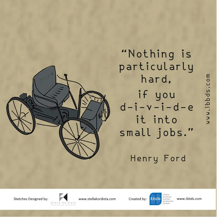 Inspirational Quotes, Henry Ford, by ibbds