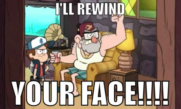 Oh Grunkle Stan...