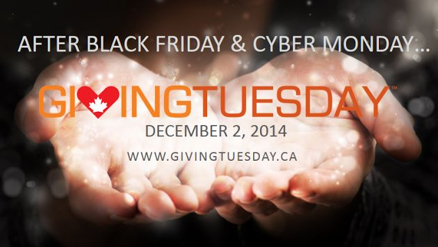 Google+ info page re: #GivingTuesdayCA
